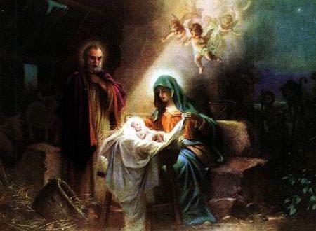 منهاج قداديس اعياد الميلاد لعام 2019 لخورنة مار توما الرسول الكلدانية