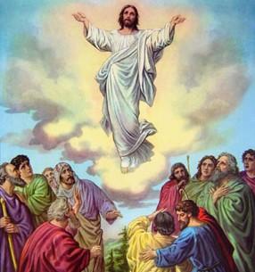 لماذا صعد المسيح الى السماء ؟؟                           بعد قيامته من بين الاموات ؟
