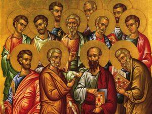 الرسل الاثنا عشر الجزء الاول