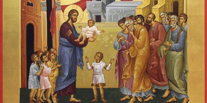 الأعظَمُ في مَلكوتِ السَّماواتِ متى 18: 1-10
