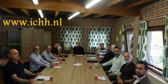 أجتماع مجلس خورنة مار توما الرسول الكلدانية في هولندا